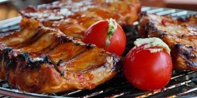 Grillbuffet – Karibisches Barbecue